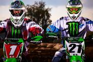 Rapid ReaXtion: Kawasaki  Signs RV and Weimer