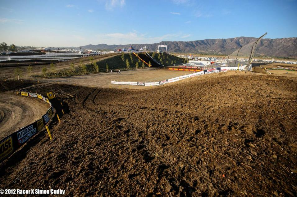 Lake Elsinore 450 Moto 1 Report