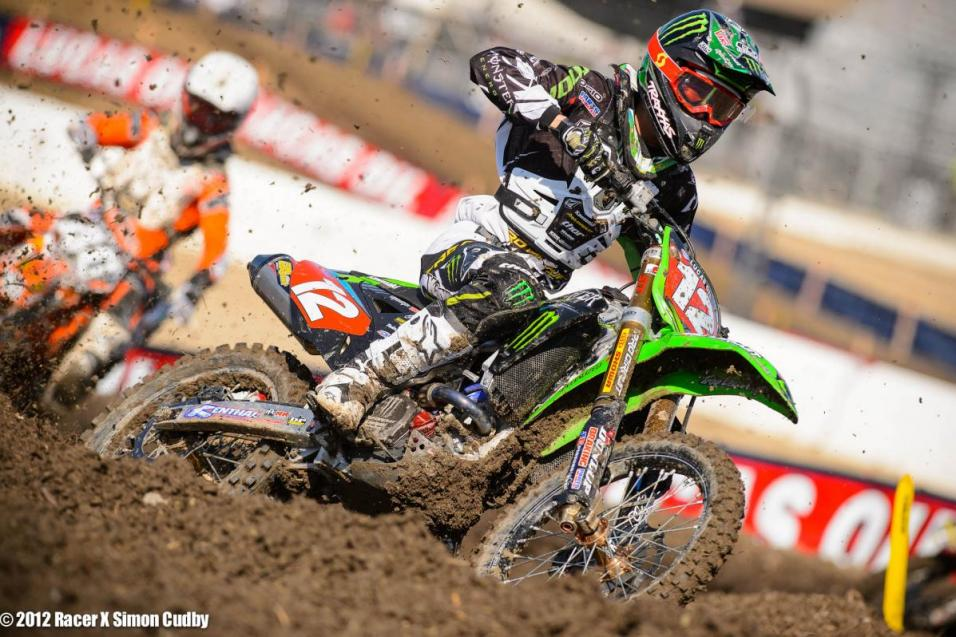 Lake Elsinore 250 Moto 1 Report