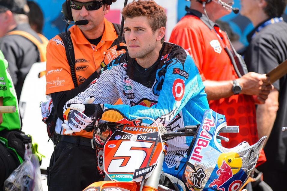 <strong>450 Words:</strong><br /> Ryan Dungey Interview