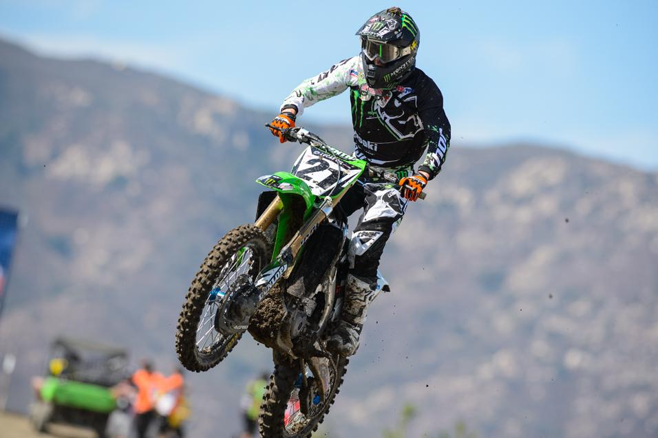 <strong>Between the Motos:</strong><br /> Jake Weimer