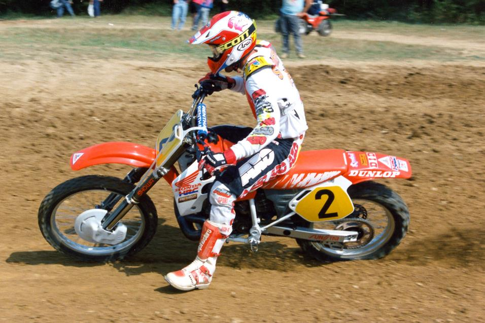 Great Races: Jeff Stanton and  the 1991 Motocross des Nations