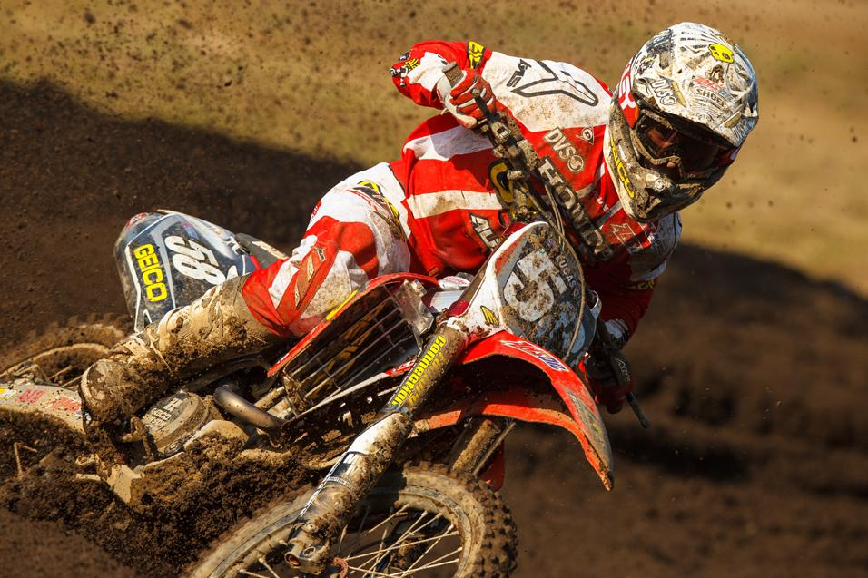 Between the Motos: Wil Hahn