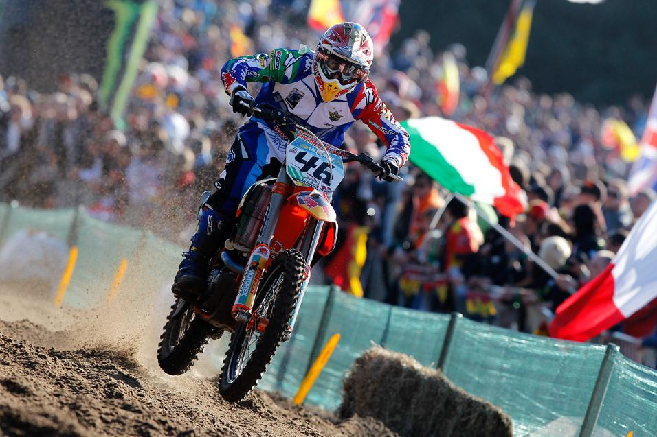 Monday Conversation:  Tony Cairoli