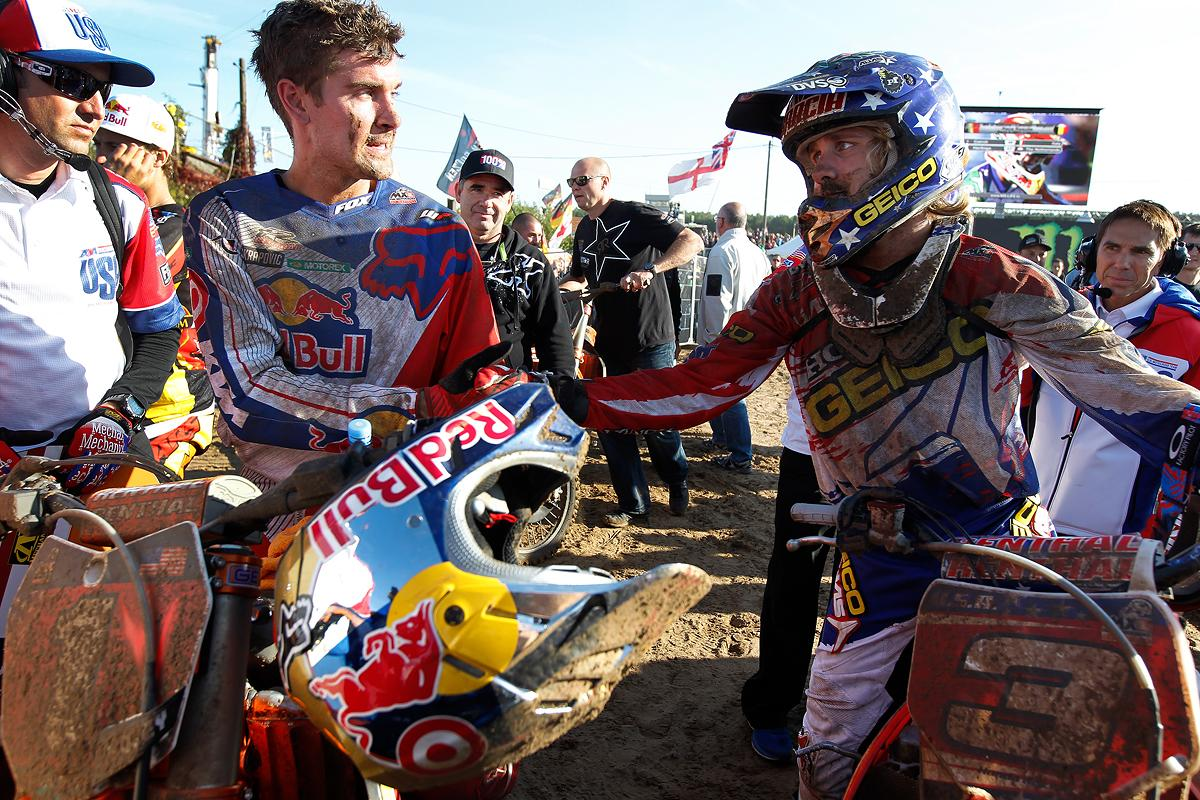 Ryan Dungey and Justin Barcia - USA