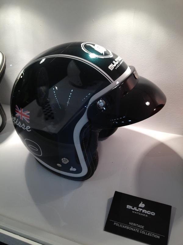 Bultaco Helmet