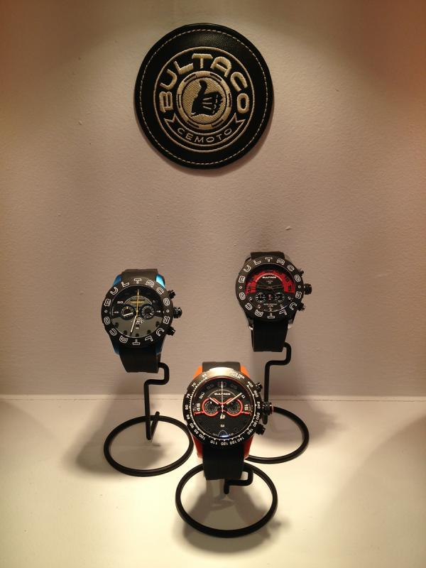 Bultaco Watch