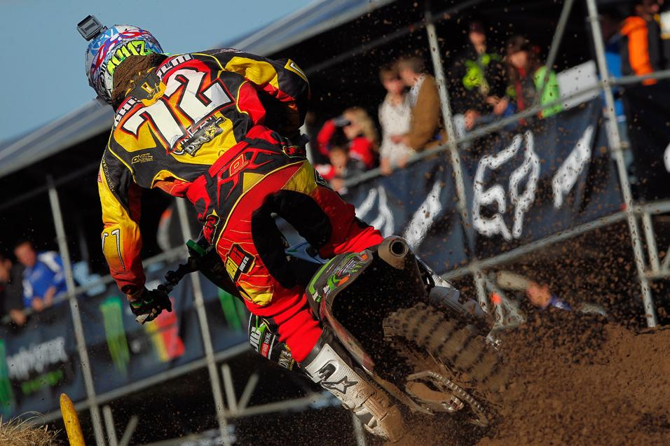 <strong>Between the Motos:</strong><br /> Kyle Chisholm