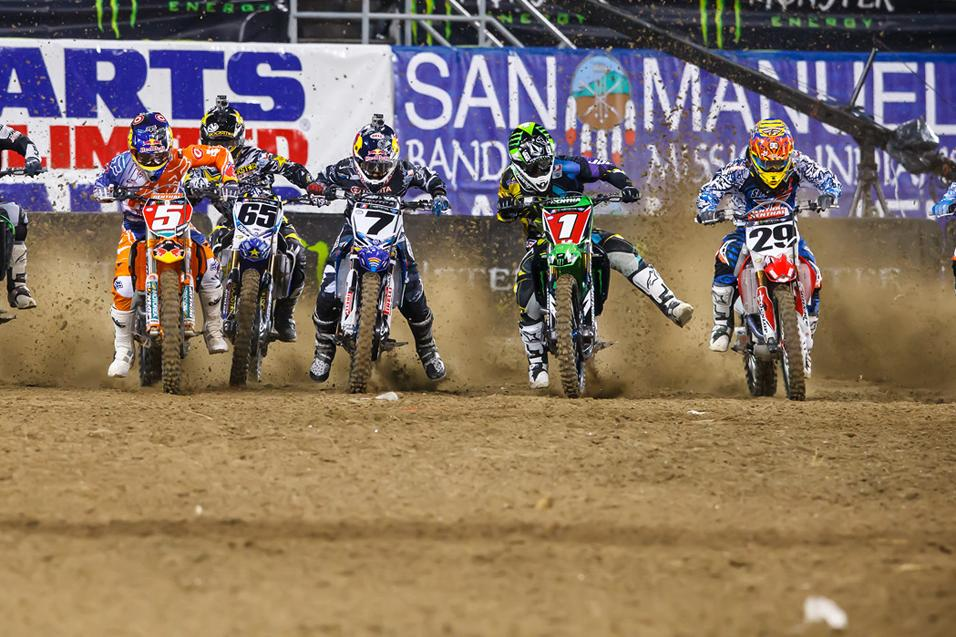 Relive 2012 Supercross