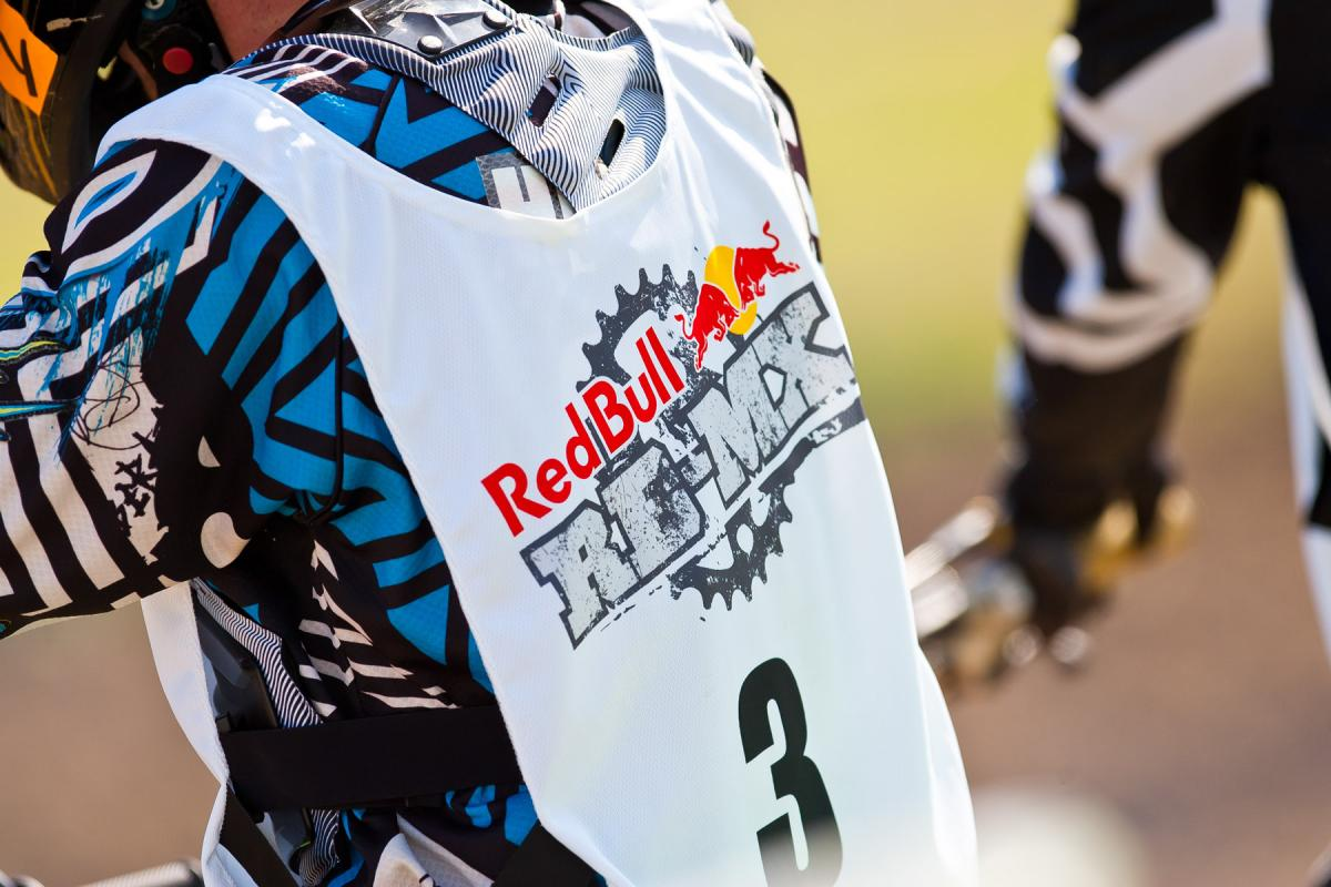 Red Bull RE-MX bibs