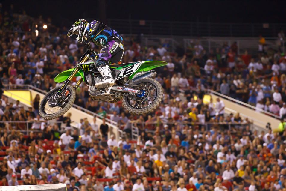 Ryan Villopoto's Million  Dollar Day