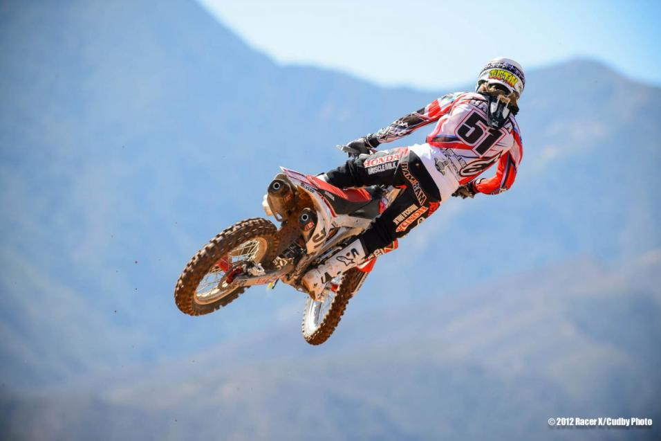 250 Words: Baggett, Tomac, Barcia at the MEC