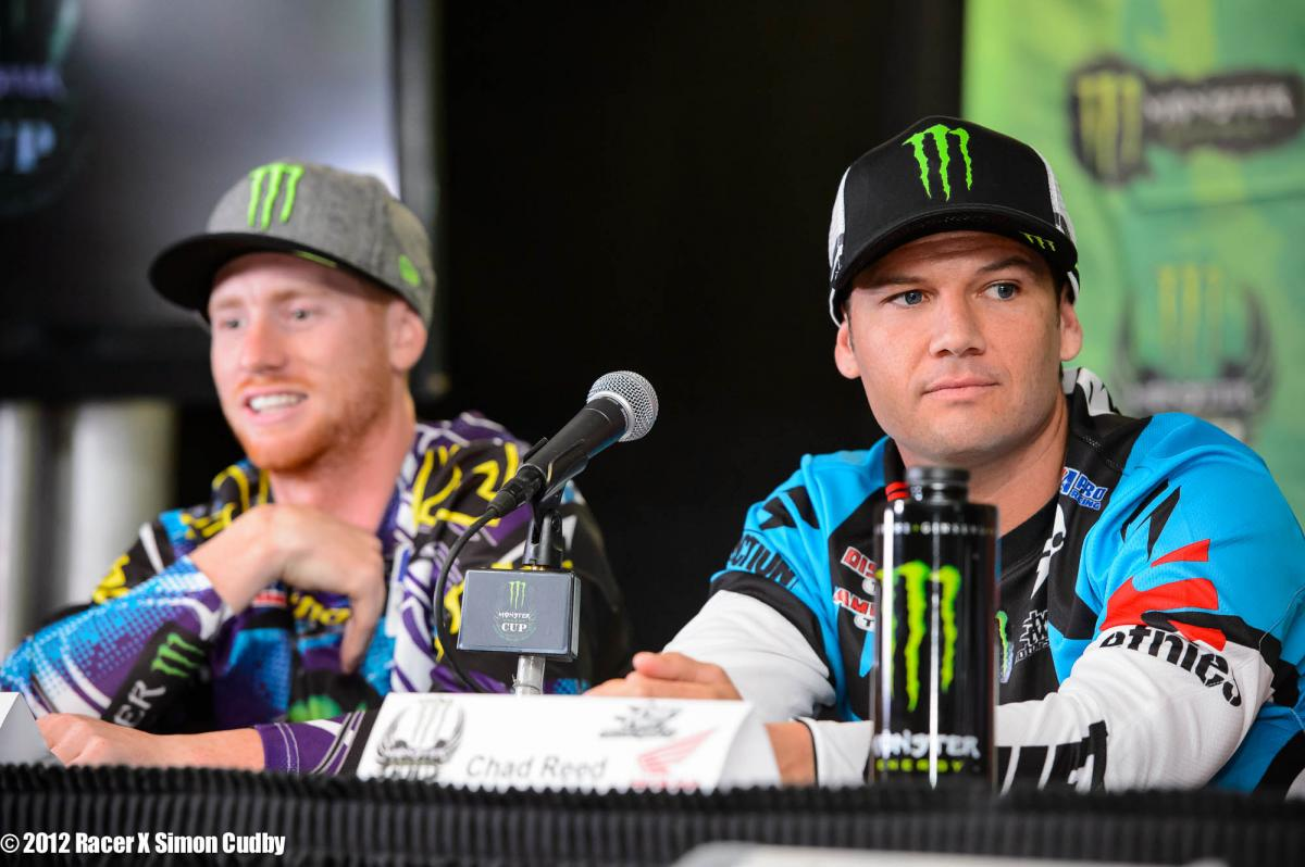 Ryan Villopoto/Chad Reed