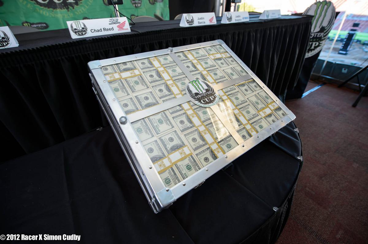 Million Dollar prize