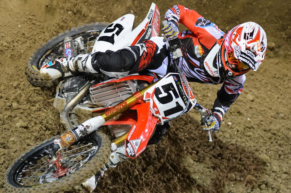 <strong>Monday Conversation:</strong><br /> Justin Barcia