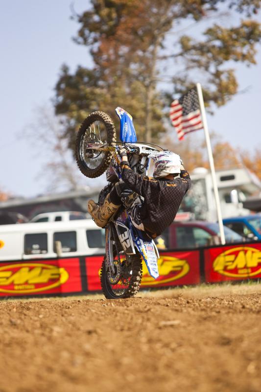 Racer X Wheelie contest!