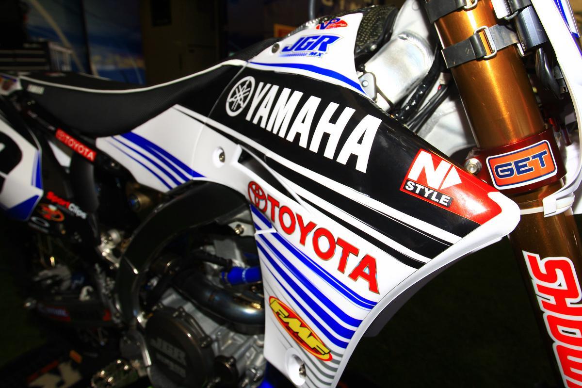 Toyota/JGR Yamaha