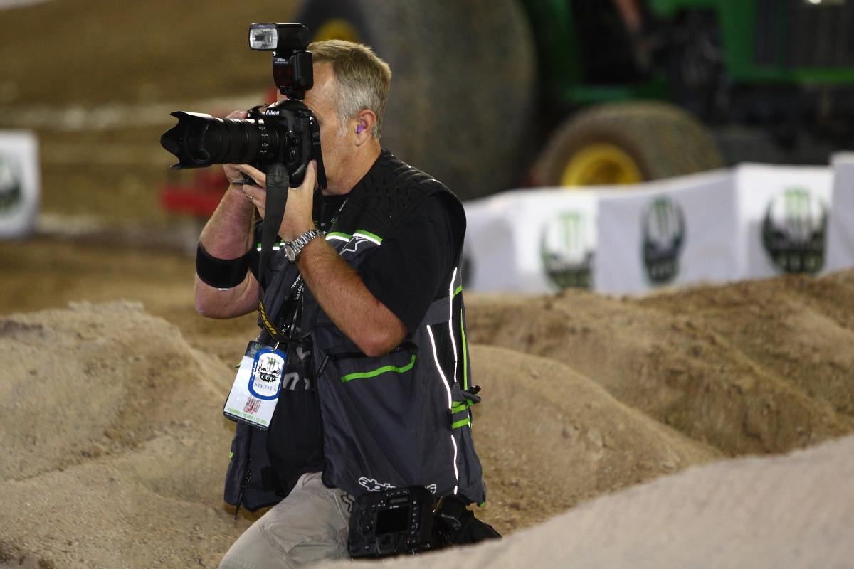 Racer X's Simon Cudby