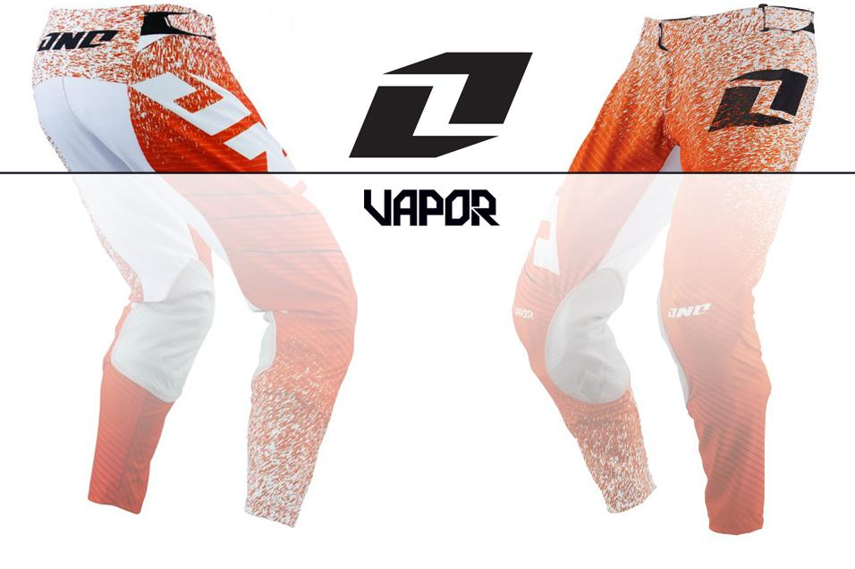 Racer X Tested: ONE<br /> Industries Vapor Pant