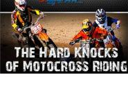 The Hard Knocks of Riding Motocross