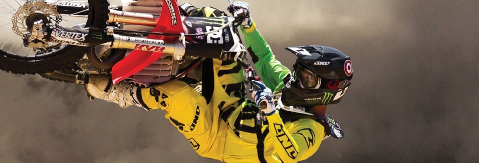 <strong>Between the Motos:</strong> Jeremy McGrath