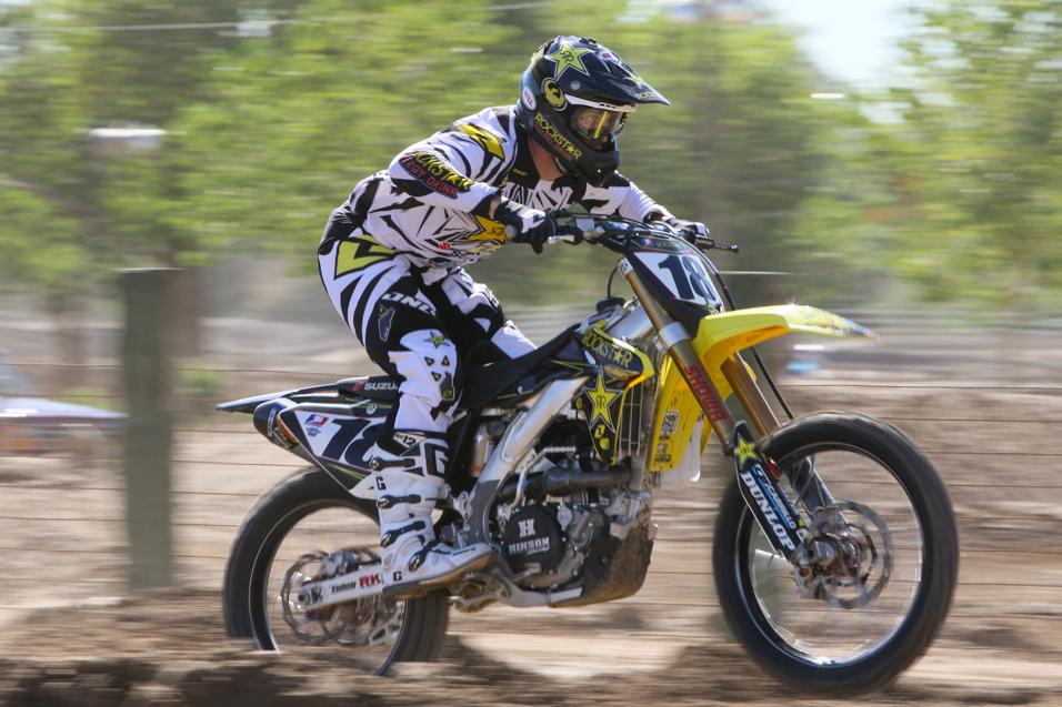 Between the Motos:  Davi Millsaps