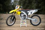 Racer X Tested:  2013 Suzuki Setup Tips