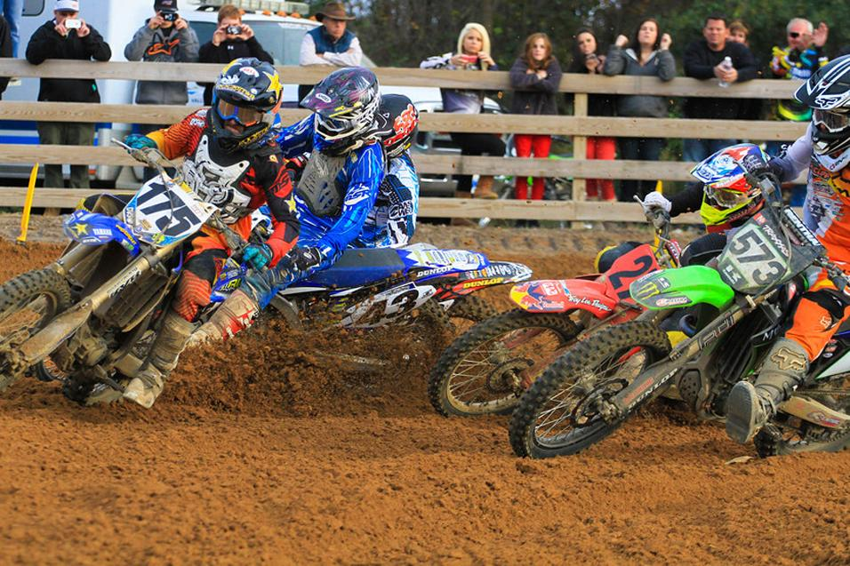 450 Words: Hog  Heaven MX Shootout