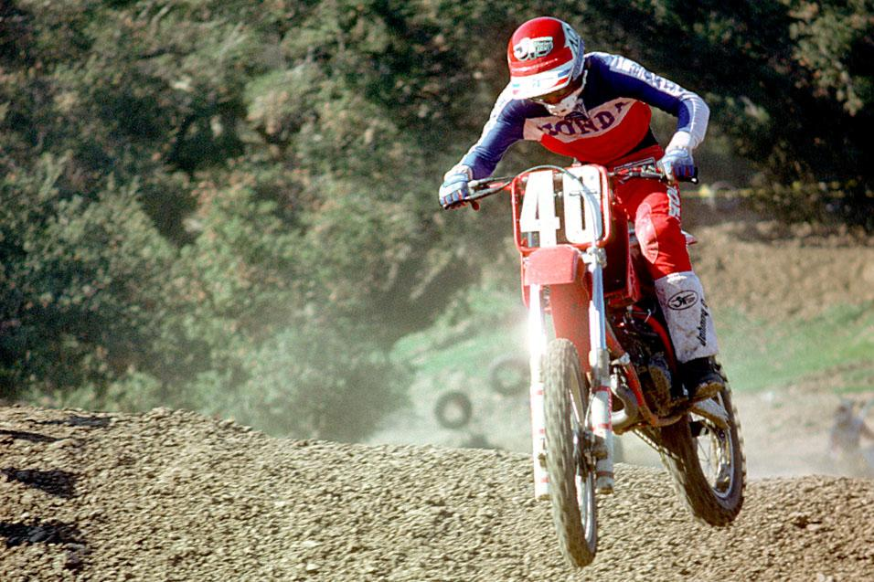 BTOSports Racer X  Podcast: Johnny O'Mara