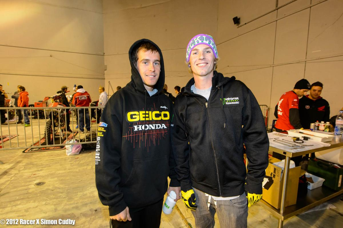 Wil Hahn and Jake Weimer