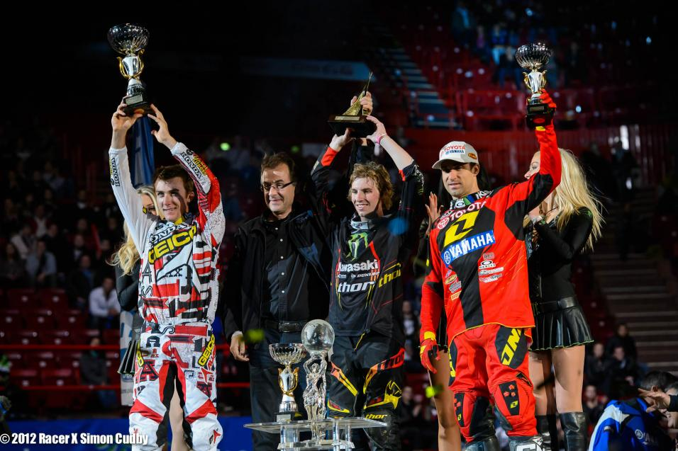 Bercy SX Night 3 Gallery