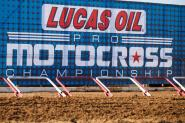 2013 Lucas Oil  Motocross Schedule Announced