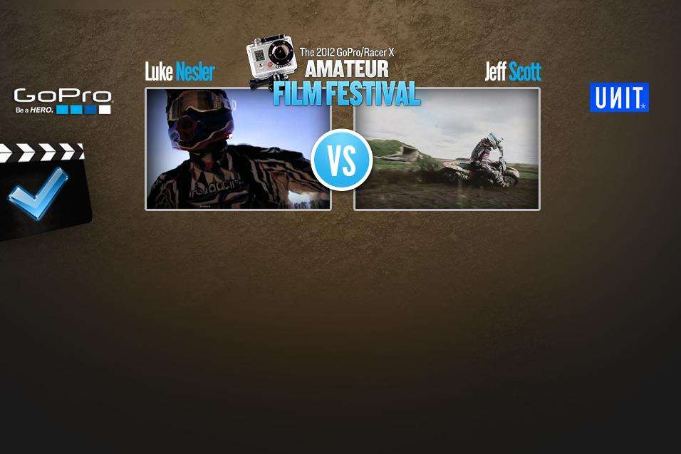 Film Fest Round 1: Watch and <strong>Vote!</strong>