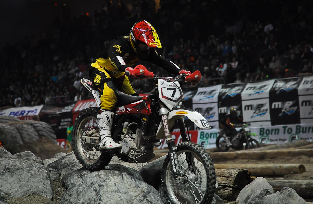Endurocross by Eric Narvaez