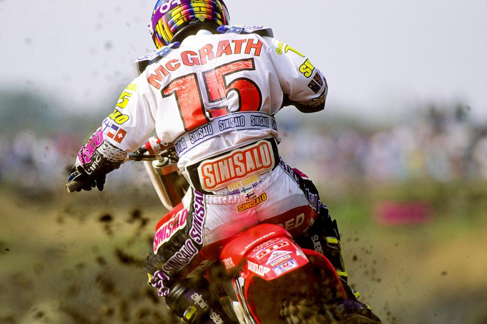 Jeremy McGrath Wallpapers