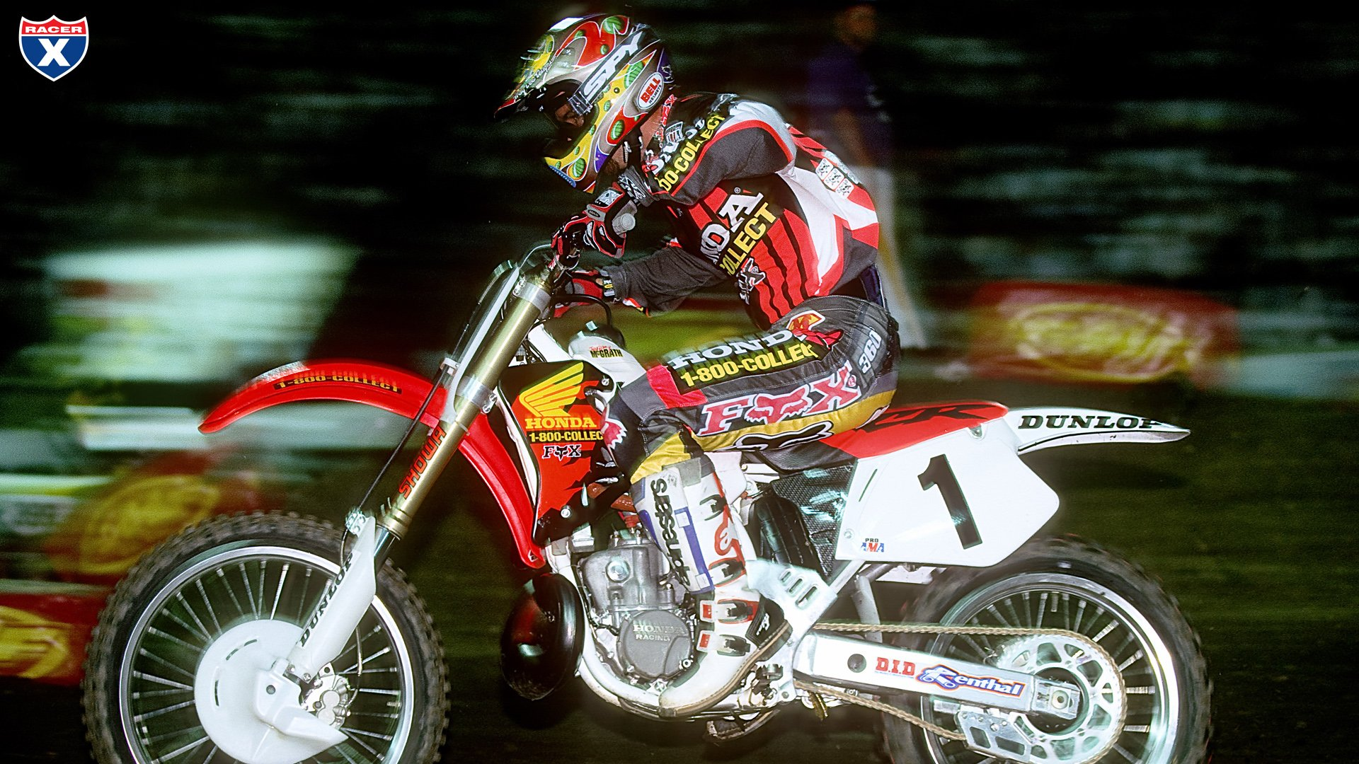 Jeremy McGrath Wallpapers - Racer X Online