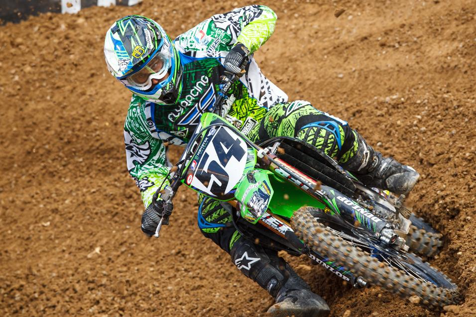 Between the Motos:  Greg LaFave
