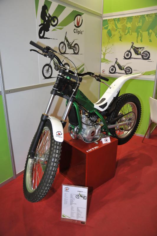 EICMA-Milan Trade Show