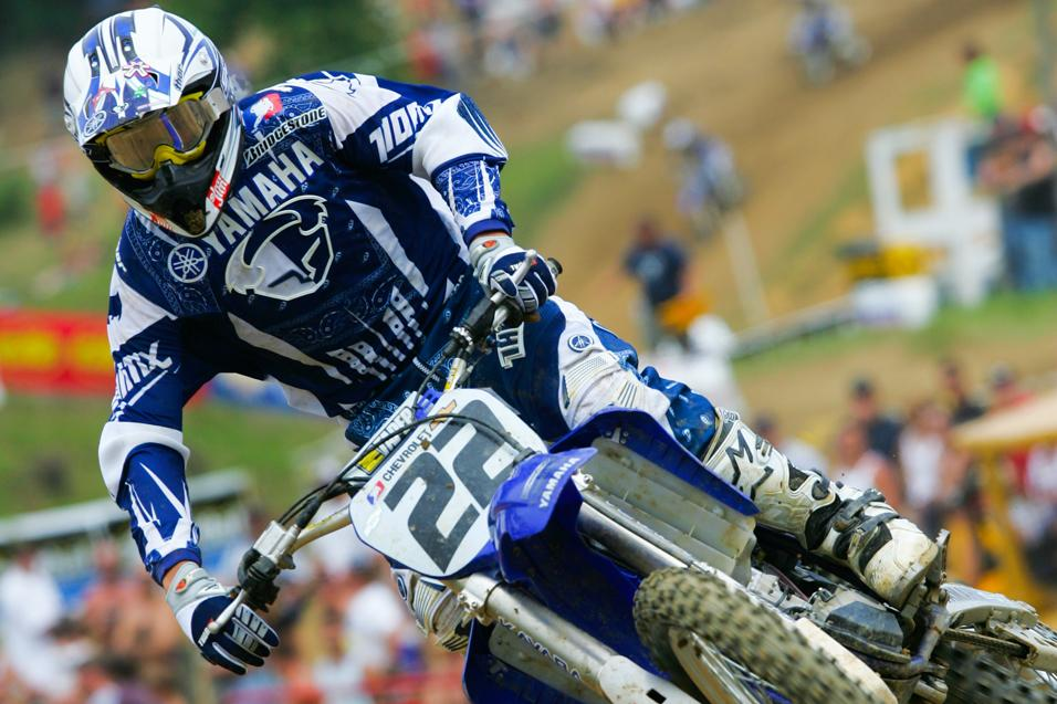 The Vault: Chad Reed