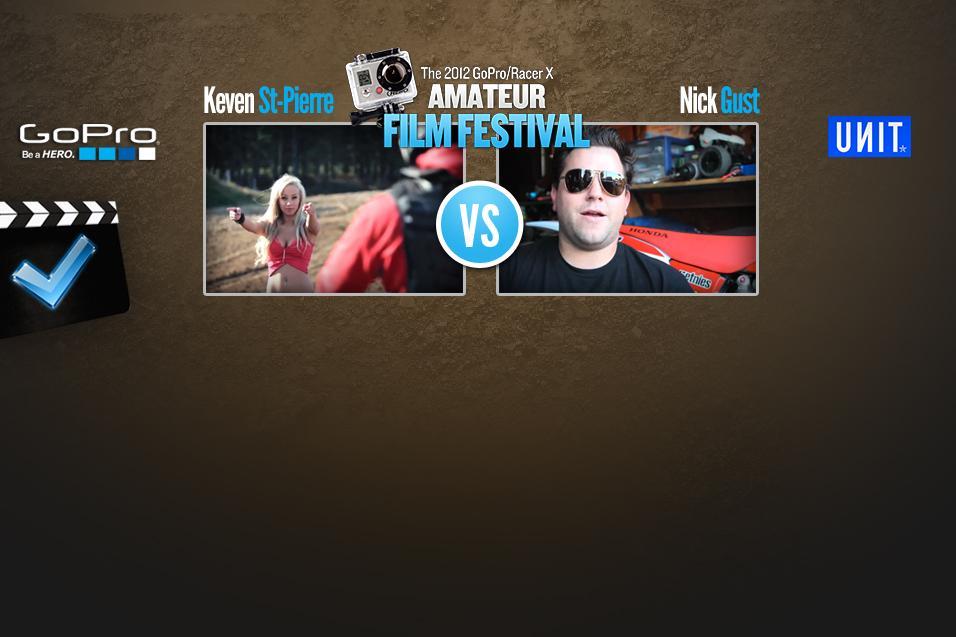Film Fest Round 2: Watch and Vote!