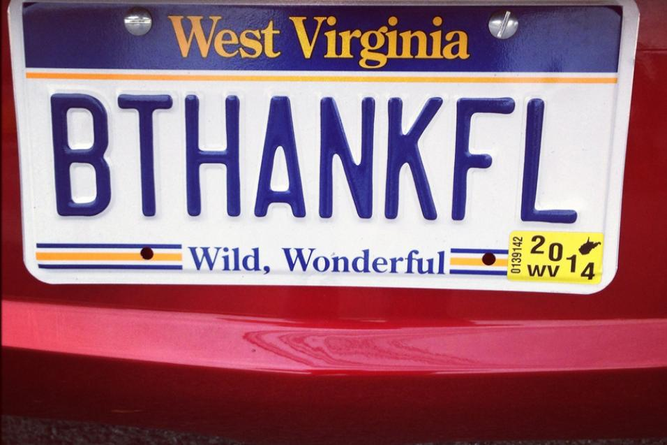 The List: Dudes  Who Are Thankful