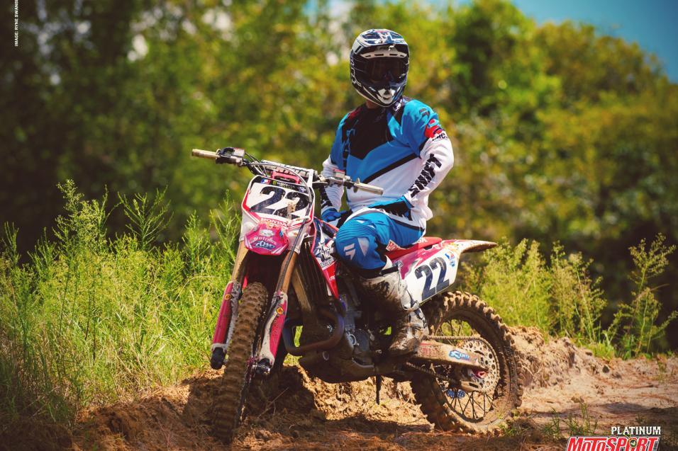 Vurb Moto Chad Reed  Platinum Video