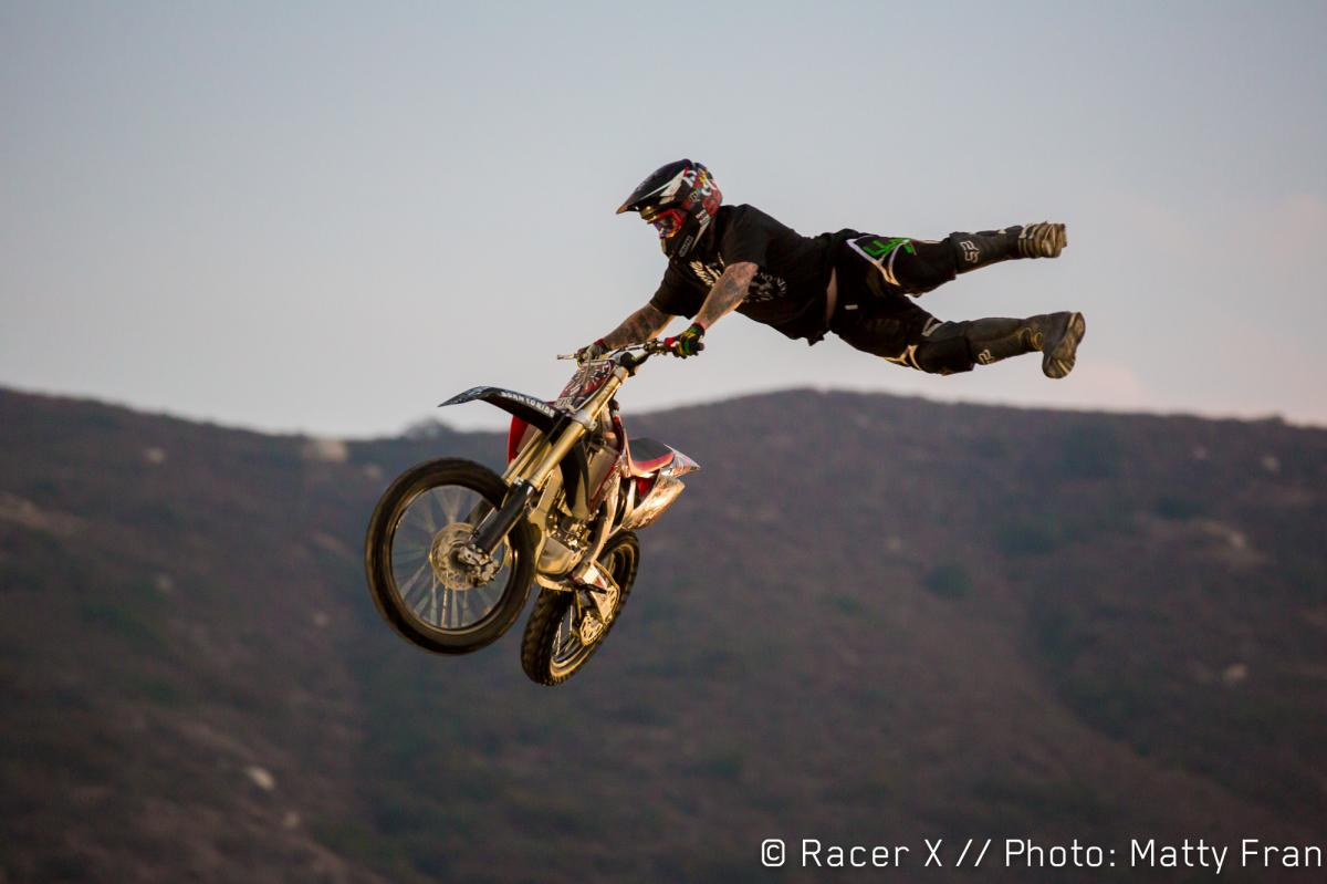 Dodge/Sycuan/Suzuki/RCH Supercross team launch