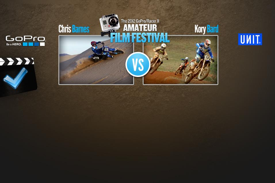 Film Fest Round 3: Watch and <strong>Vote!</strong>
