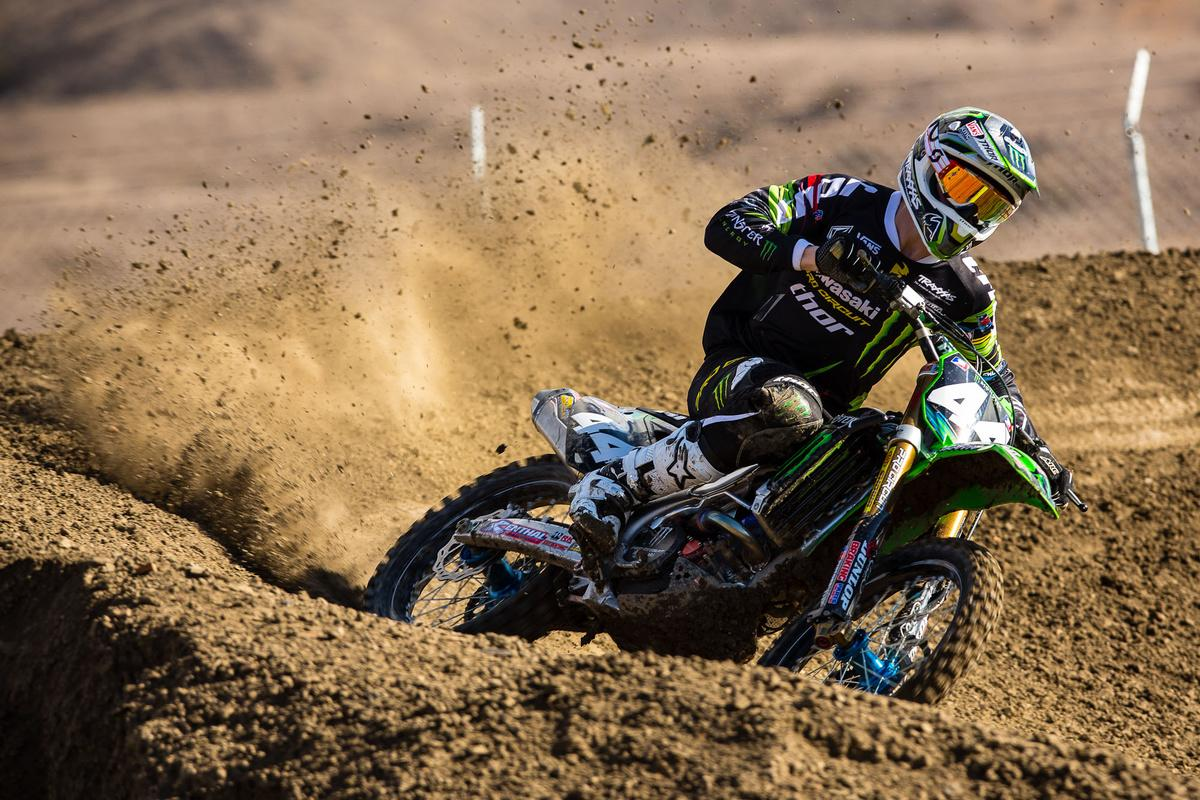 Darryn Durham / Monster Energy Pro Circuit Kawasaki photo