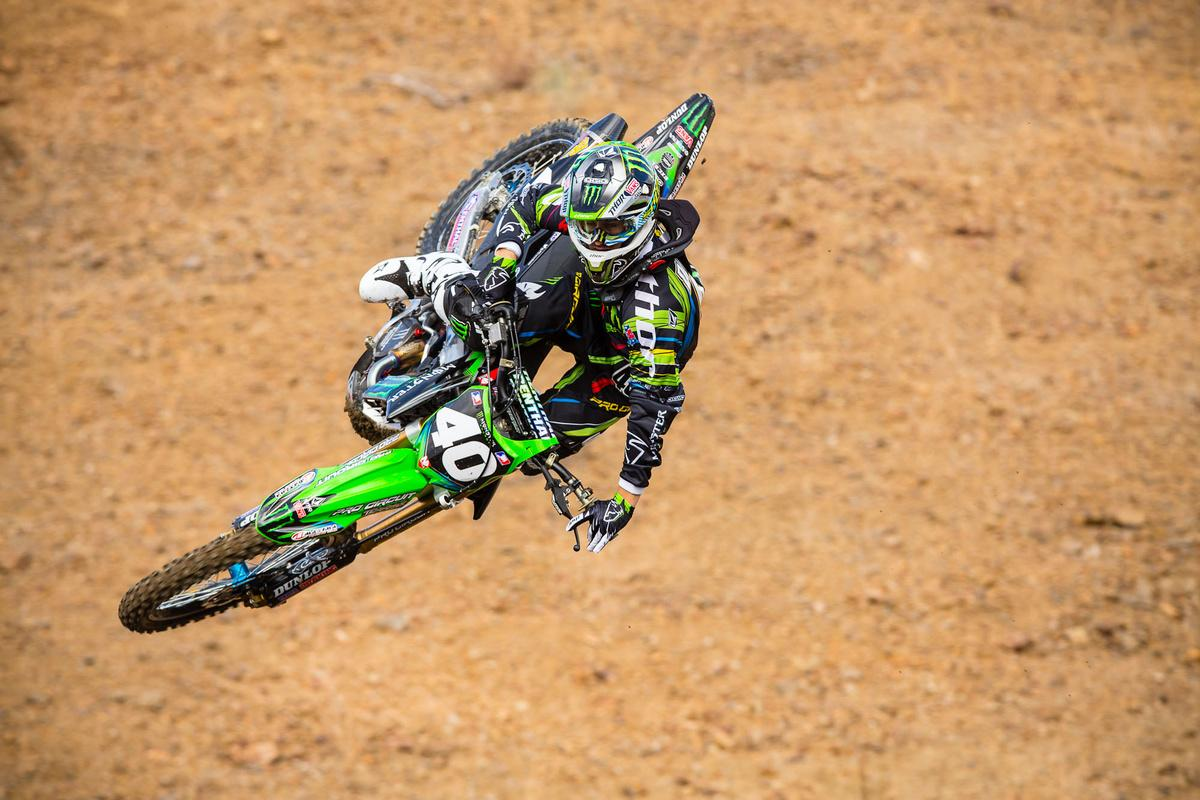Martin Davalos / Monster Energy Pro Circuit Kawasaki photo