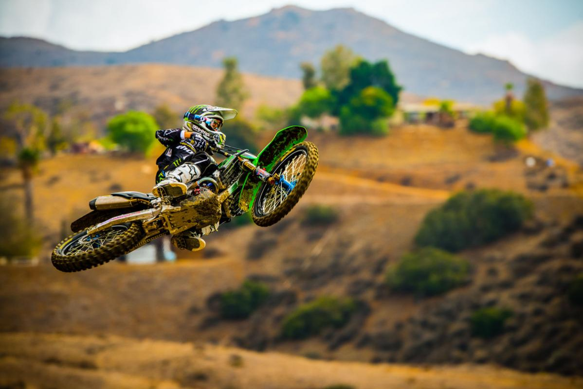 Blake Baggett / Monster Energy Pro Circuit Kawasaki photo