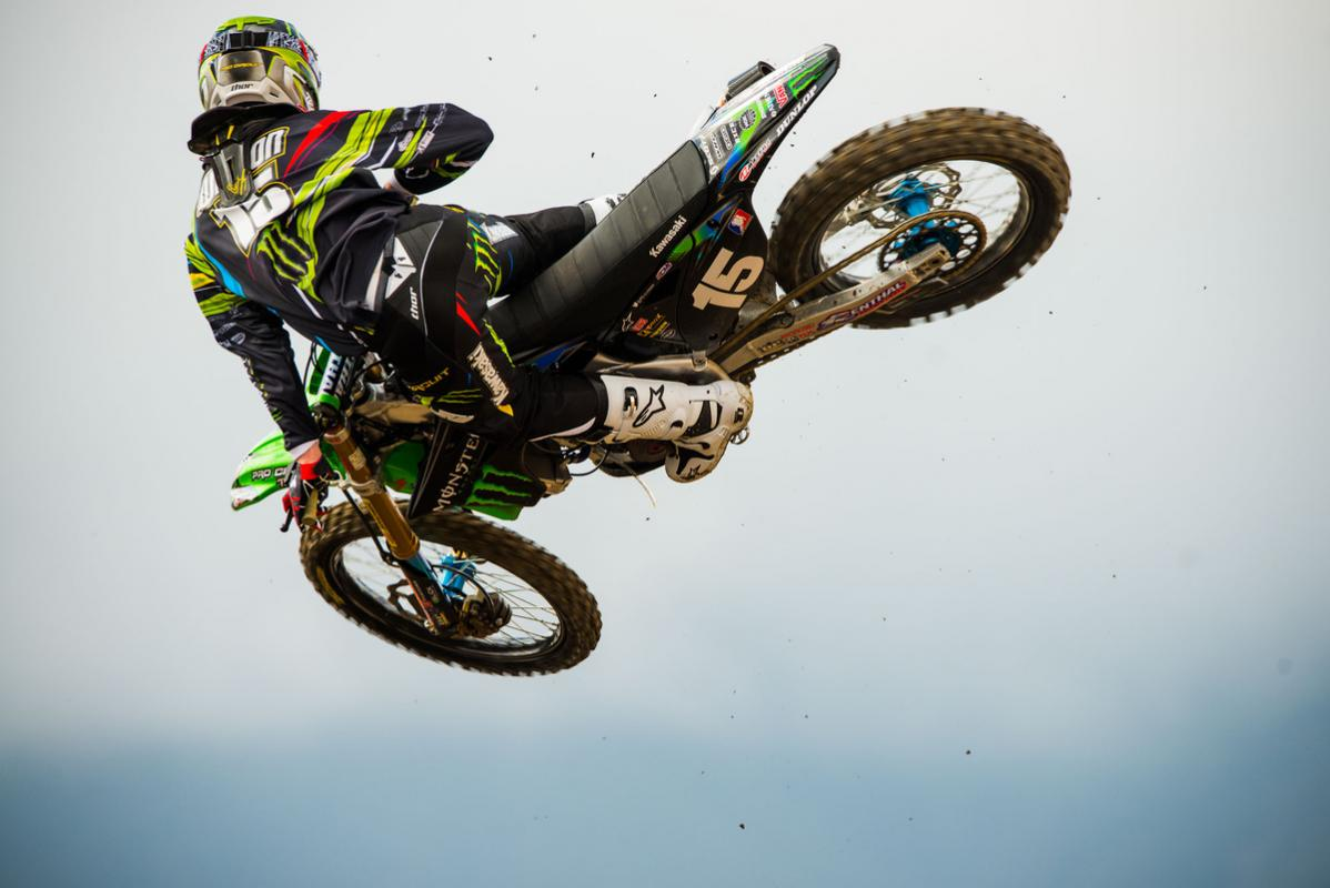 Dean Wilson / Monster Energy Pro Circuit Kawasaki photo