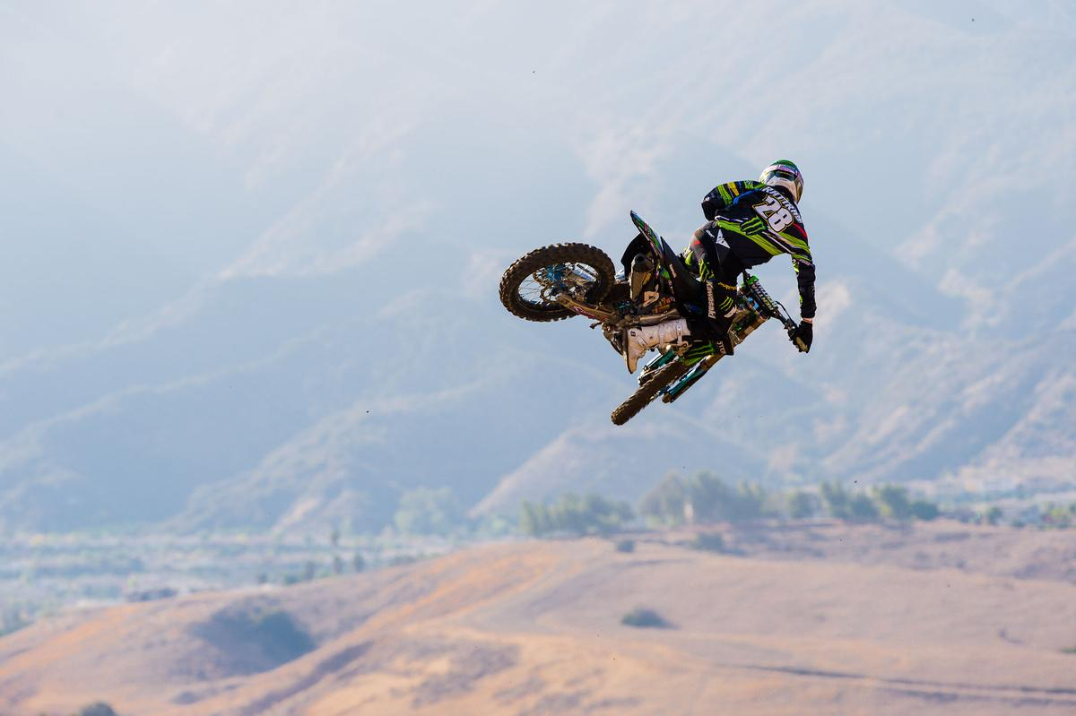 Tyla Rattray / Monster Energy Pro Circuit Kawasaki photo