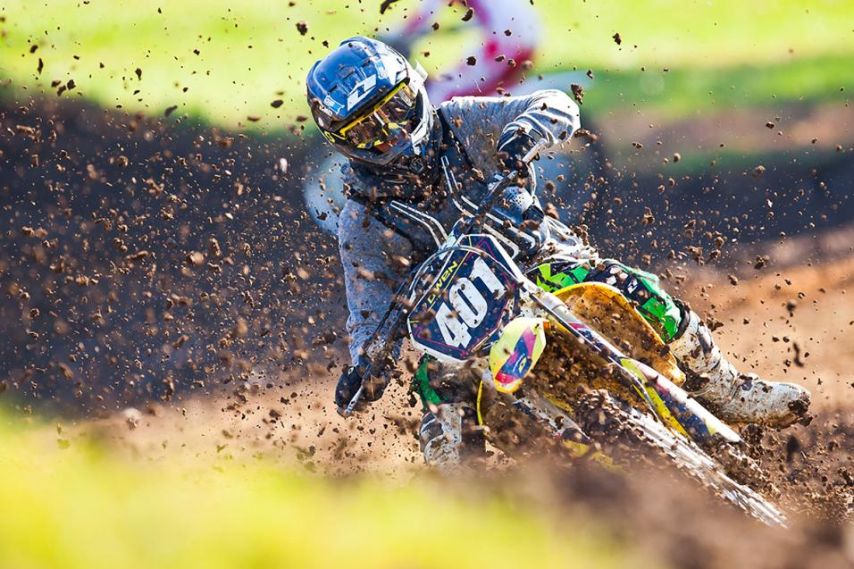 Privateer Profile:  Jace Owen